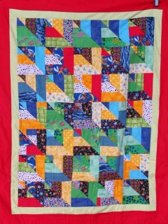 Bay Quilters charity quilt8