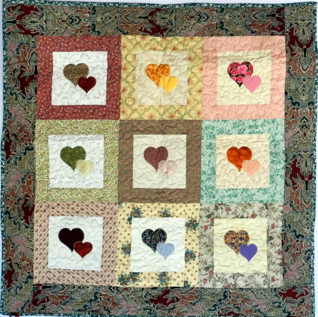 Bay Quilters charity quilt4