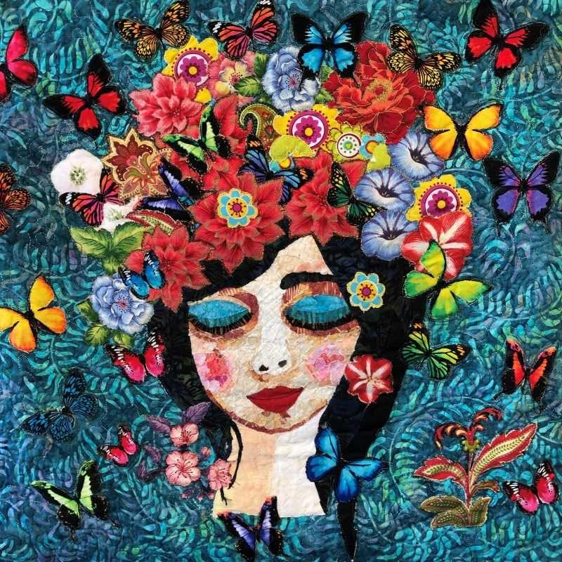 Deneil's flower girl